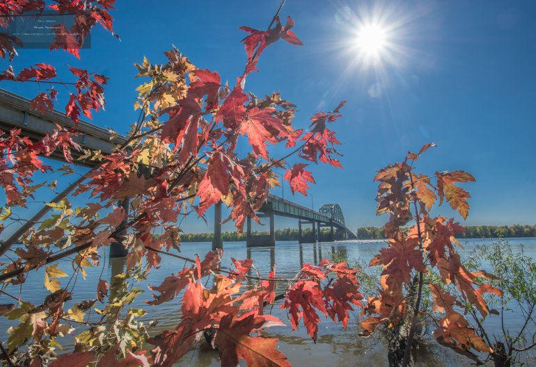 Iowa Fall Colors of 2016