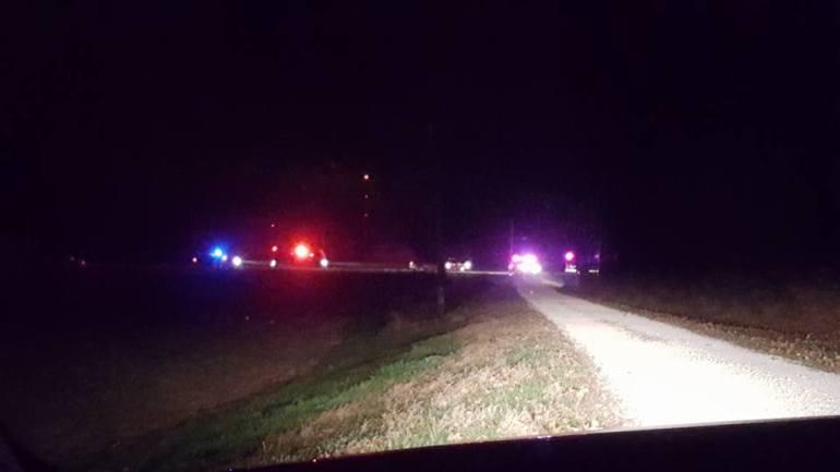 Eastern Iowa field Fire Due to Power Pole