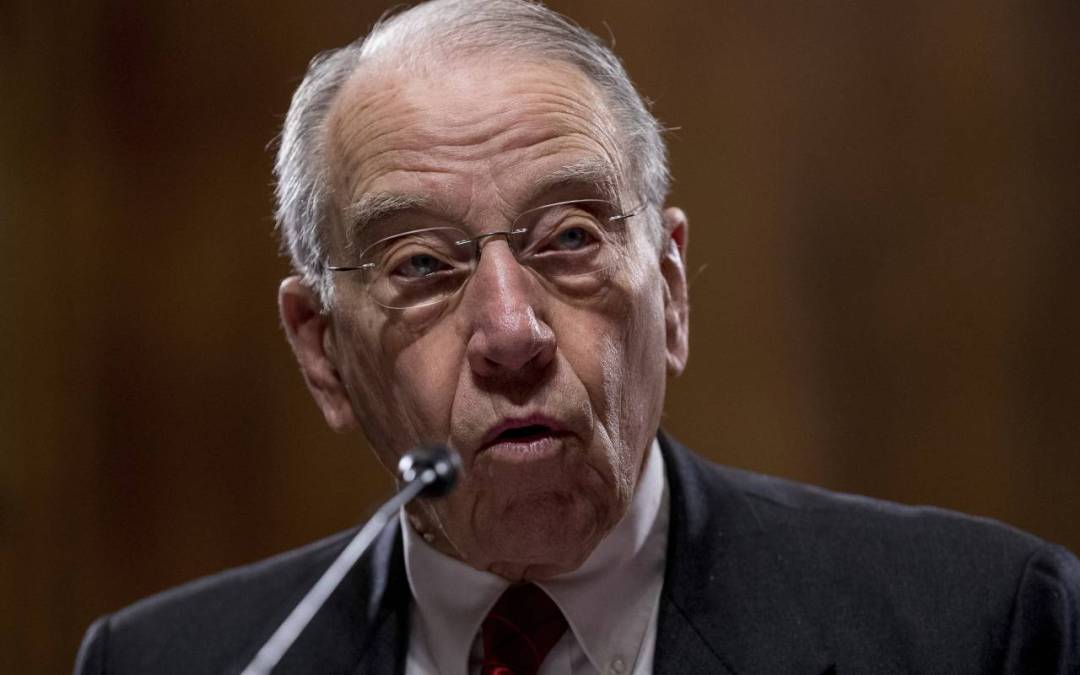 Grassley's Folly!