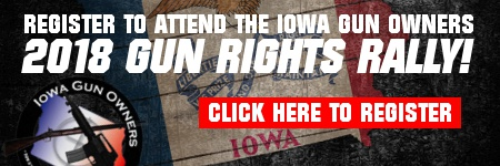 Last Chance to Attend Gun Rights Rally!