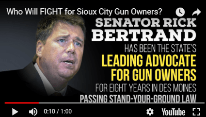 Iowa Gun Owners Unveils Radio and Web Ad in Sioux City