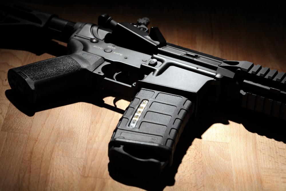 Video: Gun Owners Register Their Guns