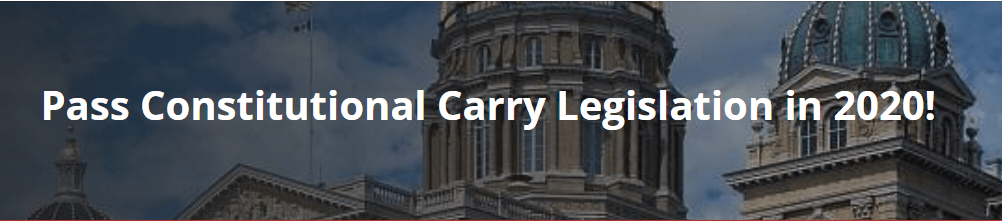 Support Constitutional Carry!!