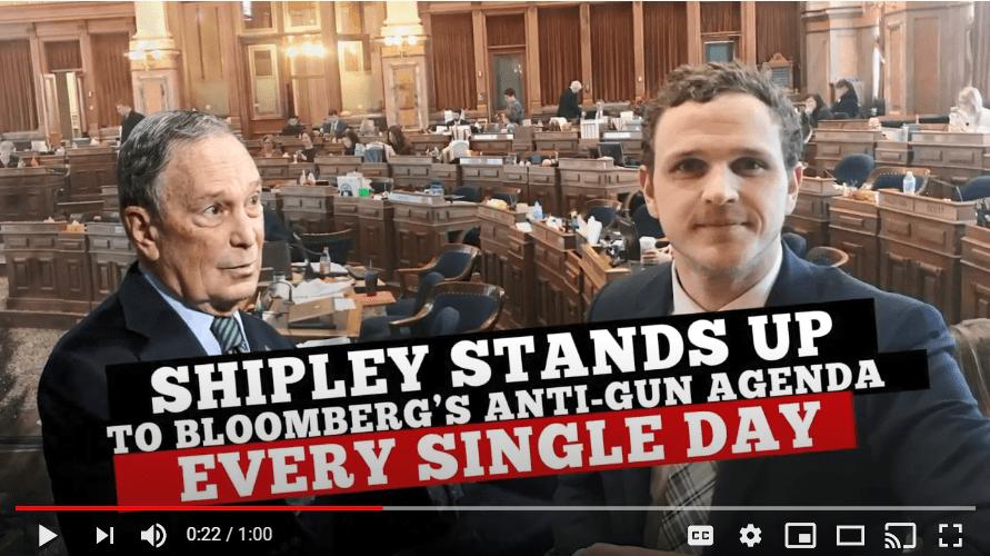 Michael Bloomberg Failed in Fairfield!