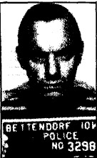 Charles Hatcher, Bettendorf Police photo