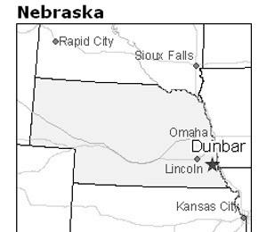 Dunbar, Nebraska