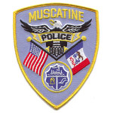 Muscatine Police Patch (Officer Down Memorial Page)