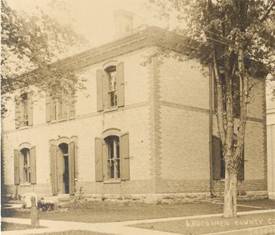 Buchanan County Jail (from courthousehistory.com)