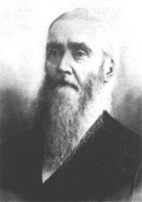Alexander Walker Brownlie in his elder years.
