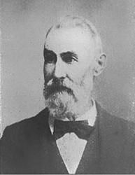 Burlington Mayor Peter Fawcett searched for the gun.