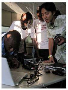 © Maker Faire Africa 2009 (Accra, Ghana)