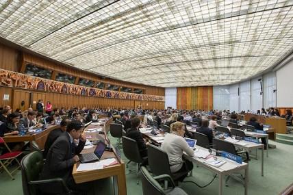 SCCR Plenary © WIPO 2014