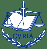 CJEU logo