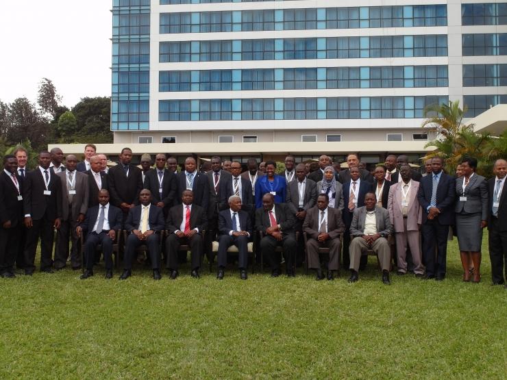 Negotiators of the Arusha Protocol at ARIPO, photo credit ARIPO