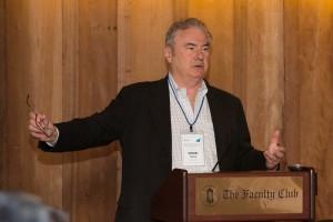 Tusher Center Director David Teece