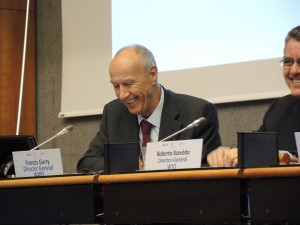 WIPO's Francis Gurry