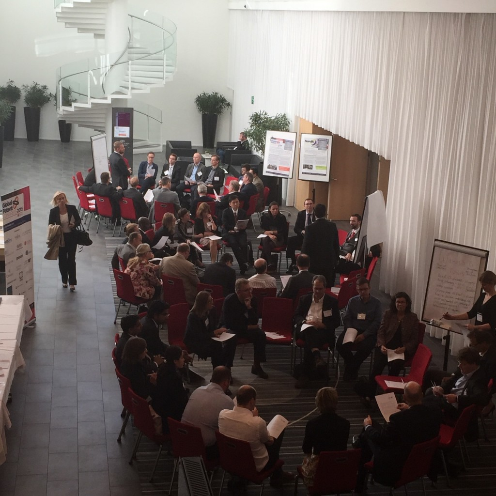 Participants gather at the Global Patent Congress in Copenhagen