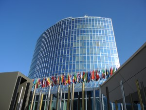 WIPO headquarters, Geneva