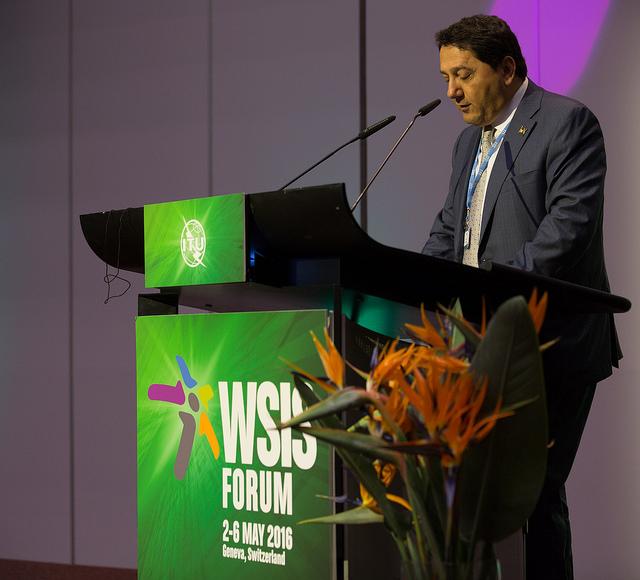 ICANN CEO Akram Atallah