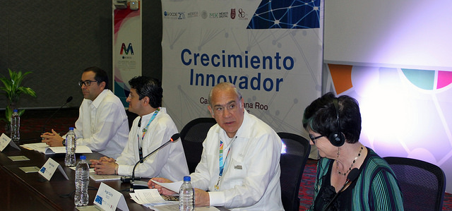 OECD ministerial in Cancun