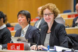 Library representatives are active participants in WIPO copyright committee meetings