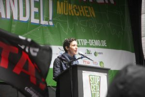 Ilana Solomon: 'Hello Munich, your victory is my victory'