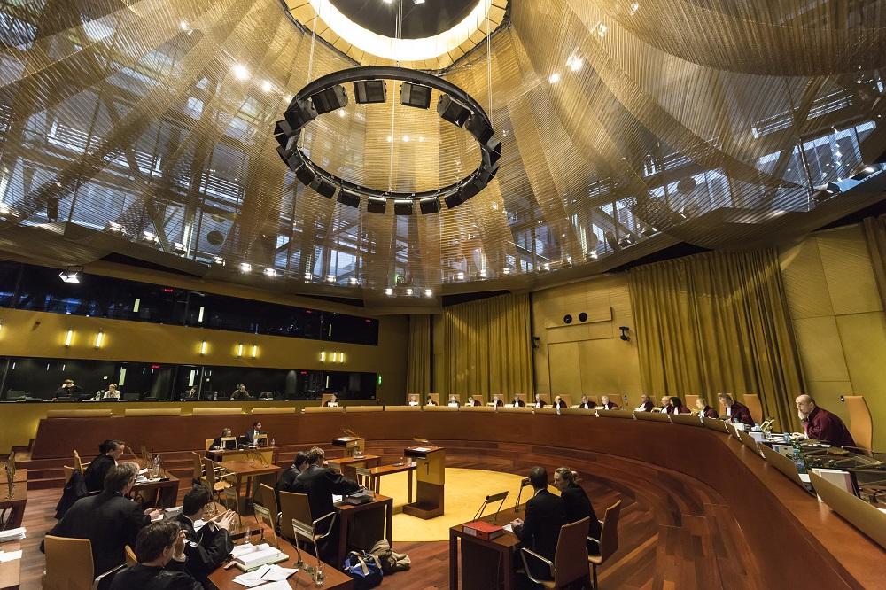 Europäischer Gerichtshof Streaming