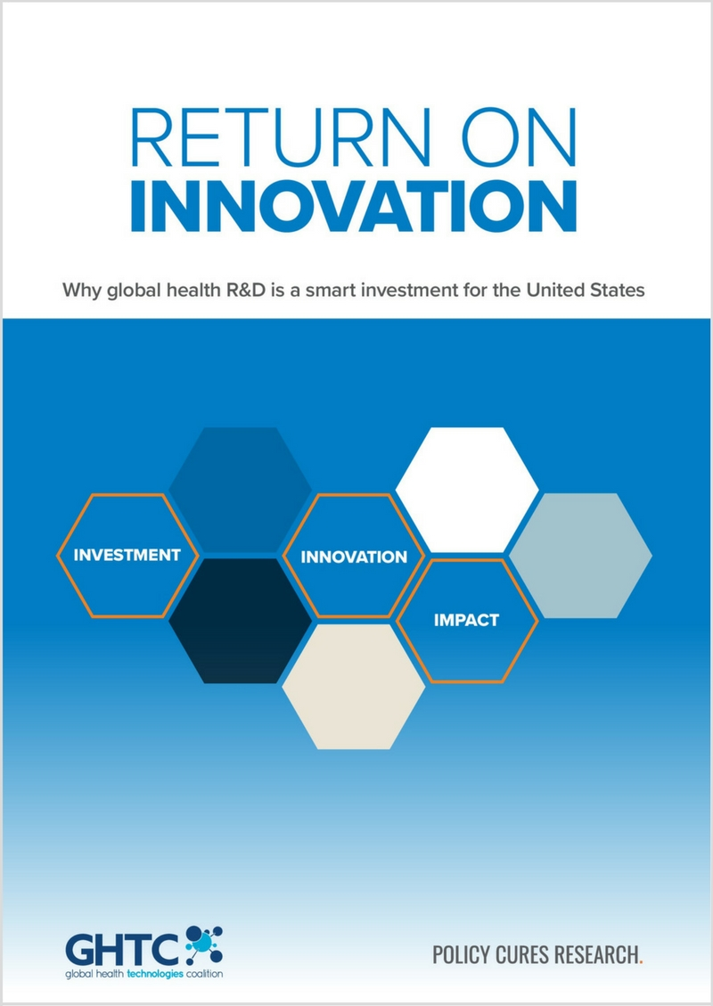 Report Shows Benefits Of US Investment In Global Health R&D