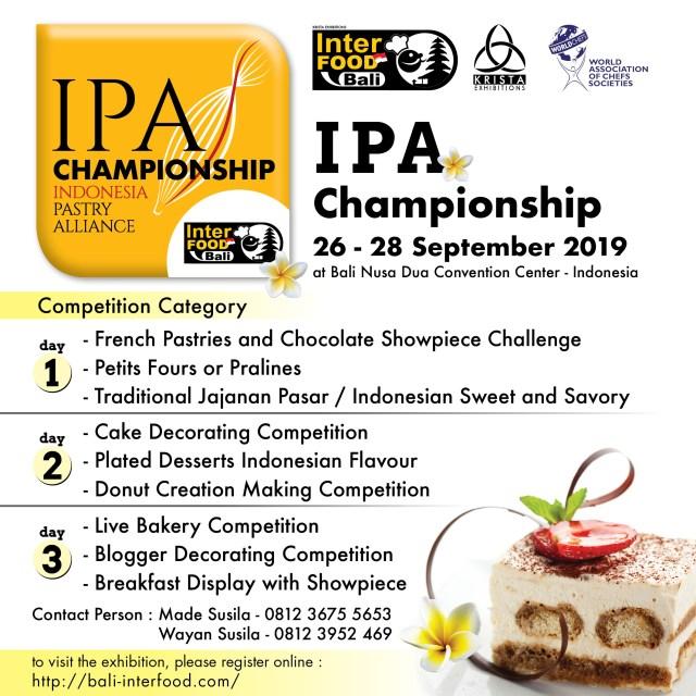 IPA Championship 2019