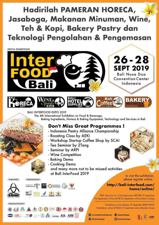 BALI INTERFOOD EXPO 2019
