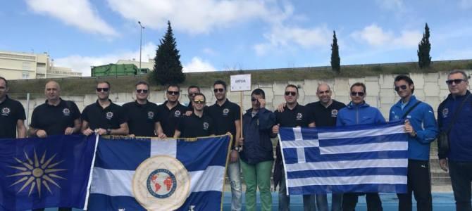 Τελετή έναρξης 1ου παγκοσμίου Games της Διεθνούς Ένωσης Αστυνομικών στην Λισσαβόνα!