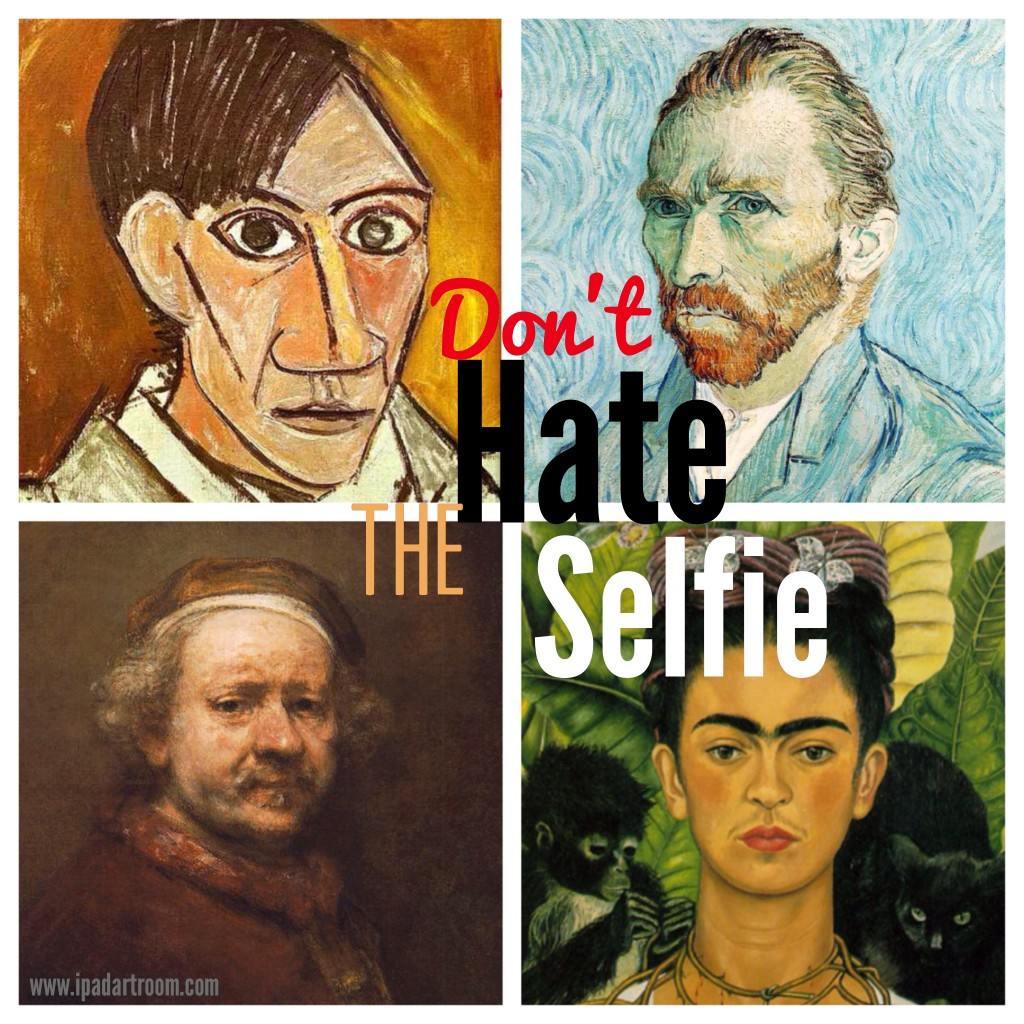 Don T Hate The Selfie