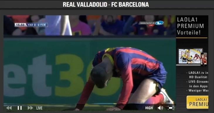 Hvordan kan jeg se La Liga online på dataen min?