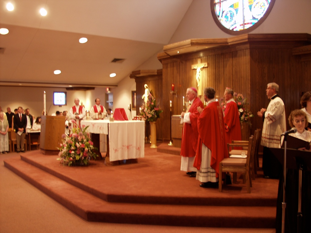 The sanctuary in 2003