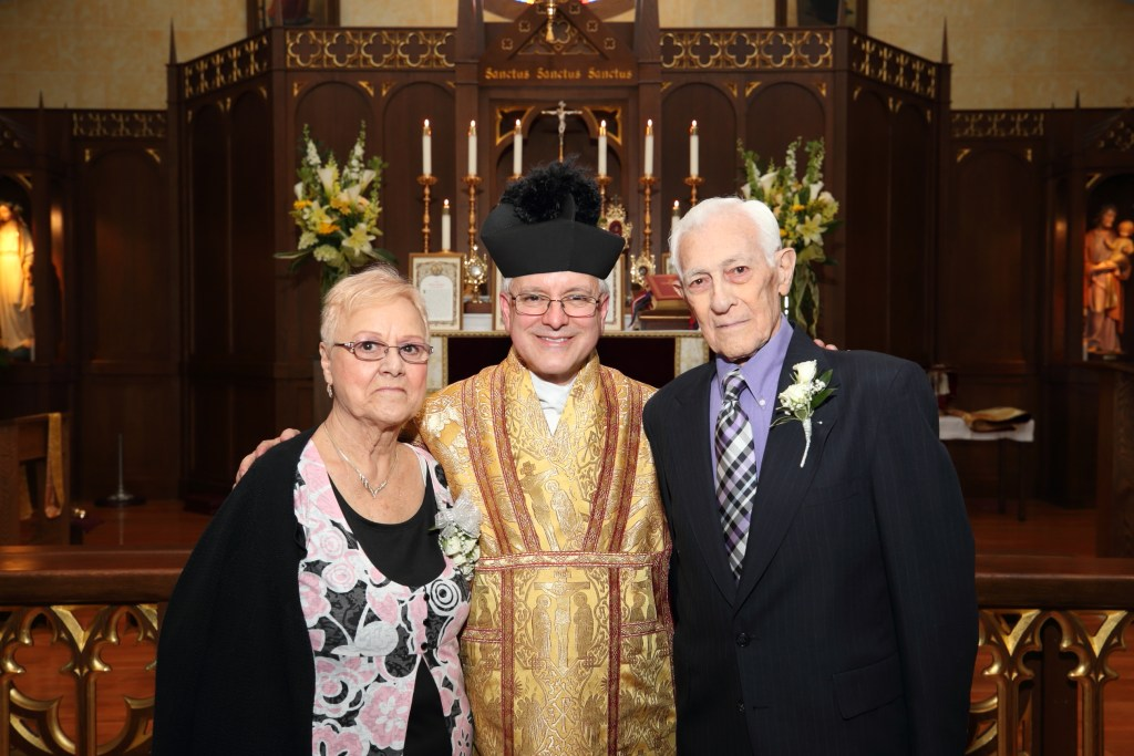 25th Anniversary Celebration of Fr. Jay Finelli