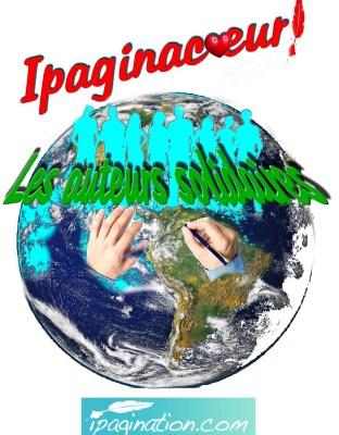 iPaginacoeur : les auteurs solidaires !