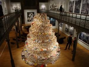Babel de Jakob Gautel au Museum de Botanique