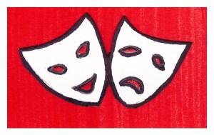 Masque théâtre 3