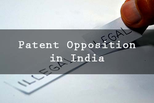 patent-opposition in India