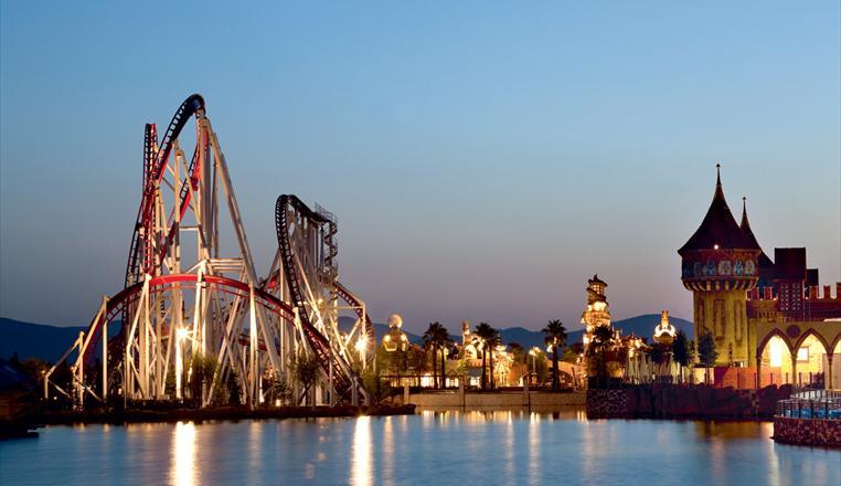Parco divertimenti Magicland - Roma