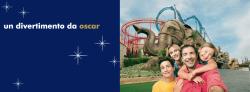 Apre Cinecitta World vicino Roma , il primo parco divertimenti in Italia sul cinema
