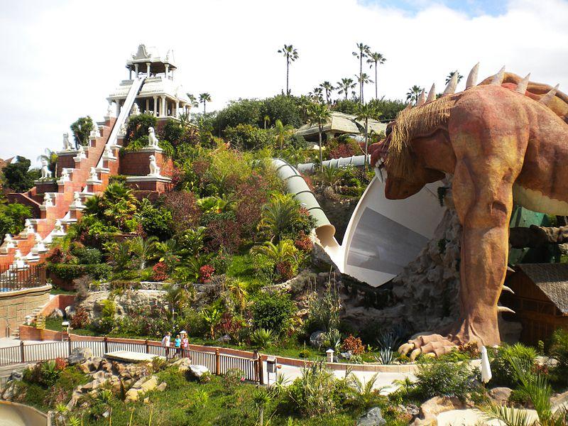 Il Siam Park di Tenerife premiato come miglior parco acquatico del mondo