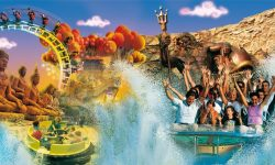 Gardaland uno dei 20 parchi divertimento piu belli in Italia