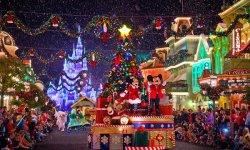 Tutte le novità del magico Natale 2017 a Disneyland Paris