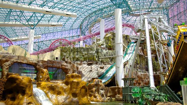 Attrazioni e parchi divertimento nel Nevada e a Las Vegas