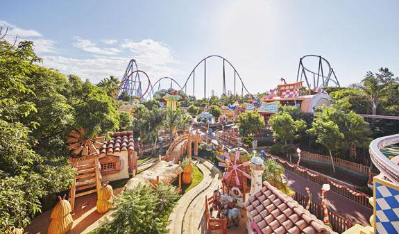 Le date di apertura dei parchi divertimento in Italia e in Europa nel 2018