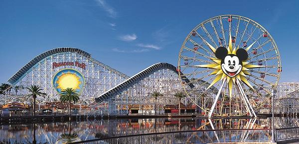 Le migliori attrazioni e parchi divertimento della California