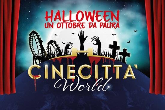 Festa Di Halloween 2020 Roma.Halloween 2020 A Cinecitta World Il Parco Divertimenti Del Cinema E Della Tv Di Roma I Parchi Divertimento