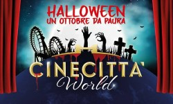 Halloween 2020 a Cinecittà World, il Parco divertimenti del Cinema e della TV di Roma