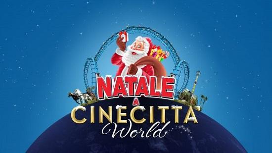 Tanti eventi per il Natale 2019 e il Capodanno 2020 a Cinecittà World